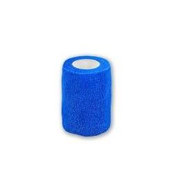 Bande Coheban 7,5 cm x 4,5 M Bleu