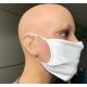 Masque tissu de protection barrières type bec de canard
